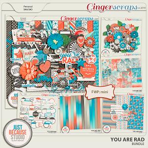 You Are Rad Bundle by JB Studio