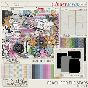Reach for the Stars Bundle by Tami Miller Designs