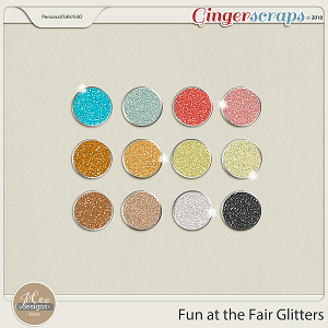 Fun At The Fair Glitters by JoCee Designs