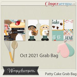 October 2021 Patty Cake Grab Bag