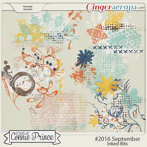 #2016 September - Inked Bits