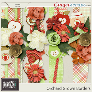 Orchard Grown Borders by Aimee Harrison