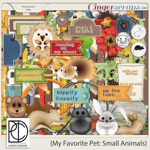 My Favorite Pet: Small Animals
