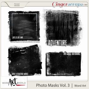 Photo Masks Vol. 3