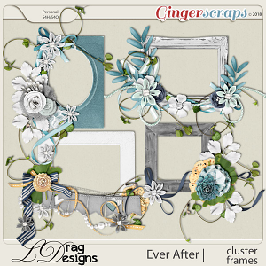 Ever After: Cluster Frames by LDrag Designs