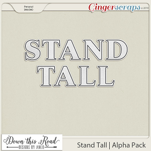 Stand Tall | Alpha Pack