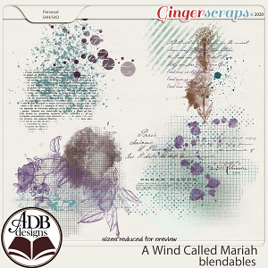 A Wind Called Mariah Blendables by ADB Designs