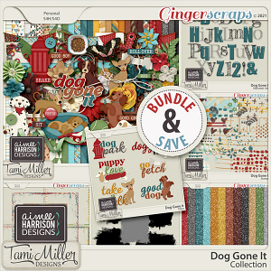 Dog Gone It Bundle by Tami Miller and Aimee Harrison