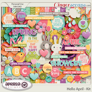 Hello April - Kit