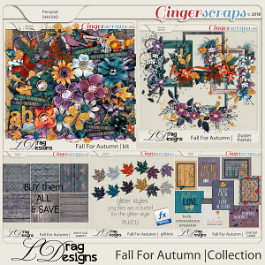 Fall For Autumn: The Collection by LDrag Designs