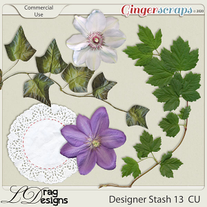 Designer Stash 13 by LDragDesigns