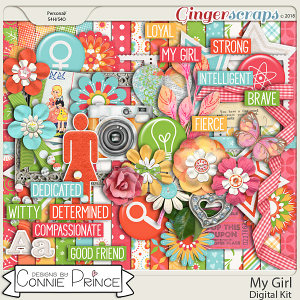 My Girl - Kit by Connie Prince