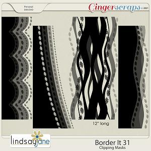 Border It 31 by Lindsay Jane