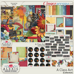A Class Act - Collection
