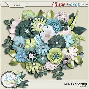New Everything Flowers by JB Studio