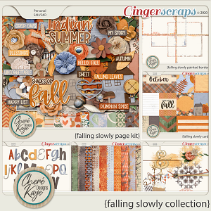 Falling Slowly Collection by Chere Kaye Designs