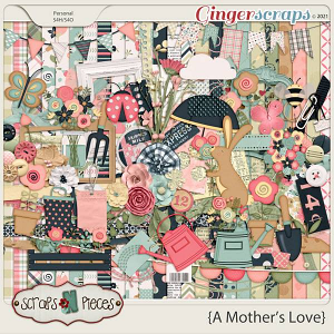 A Mother's Love by Scraps N Pieces
