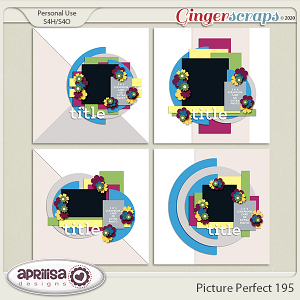 Picture Perfect 195 by Aprilisa Designs