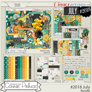 #2018 July - Bundle Collection by Connie Prince