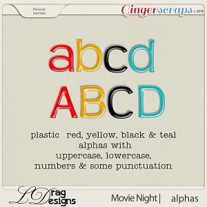 Movie Night: Alphas by LDragDesigns