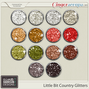 Little Bit Country Glitters by Aimee Harrison