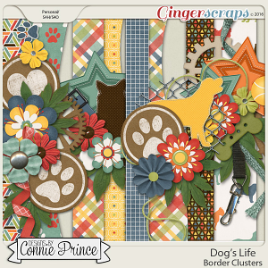 Dog's Life - Border Clusters
