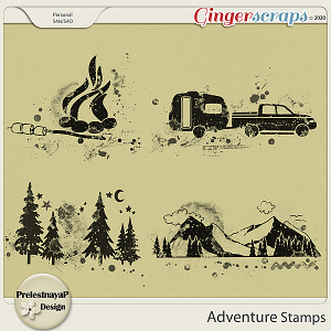 Adventure Stamps