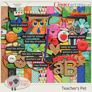 Teacher's Pet by Luv Ewe Designs