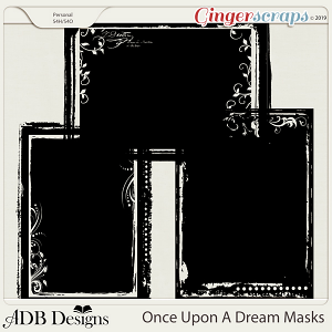 Once Upon A Dream Masks by ADB Designs