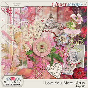 I Love You, More - Artsy Kit (Limited Time)