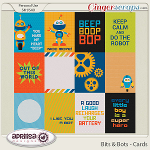 Bits And Bots - Cards
