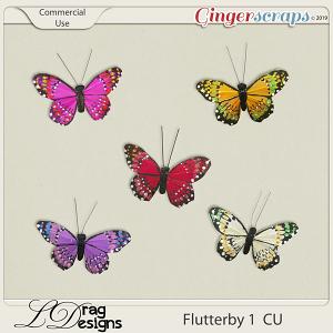 Flutterby 1 CU by LDragDesigns