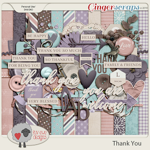 Thank You Kit by Luv Ewe Designs