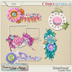 Sisterhood Cluster Pack from Designs by Lisa Minor