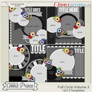 Full Circle Volume 3 - 12x12 Temps (CU Ok)