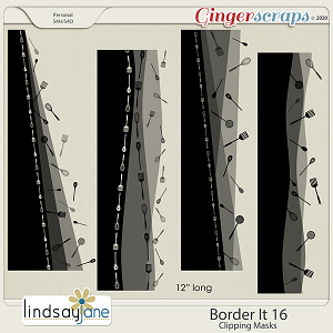 Border It 16 by Lindsay Jane