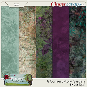 A Conservatory Garden extra backgrounds