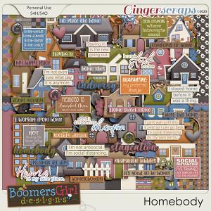 Homebody by BoomersGirl Designs