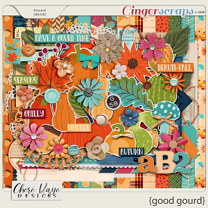 Good Gourd by Chere Kaye Designs