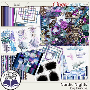 Nordic Nights Bundle by ADB Designs
