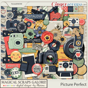 Picture Perfect (page kit)