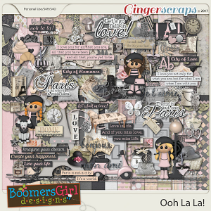 Ooh La La! by BoomersGirl Designs