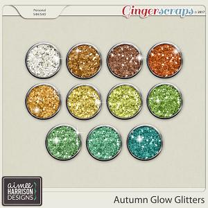 Autumn Glow Glitters by Aimee Harrison