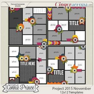Project 2015 November- 12x12 Temps (CU Ok)
