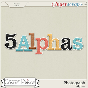 Photograph - Alpha Pack AddOn by Connie Prince