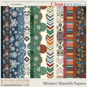 Winters' Warmth Papers