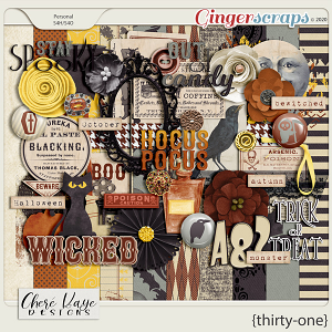 Thirty One by Chere Kaye Designs