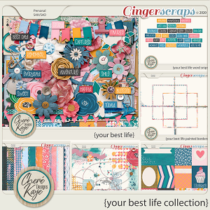 Your Best Life Collection by Chere Kaye Designs