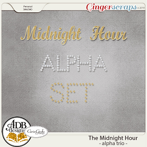 The Midnight Hour Alphas by ADB Designs