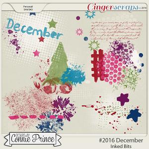 #2016 December - Inked Bits